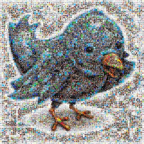 MARKETING-10.COM - Para la mayoría de los usuarios de Twitter, las marcas son irrelevantes, no forman parte de sus conversaciones